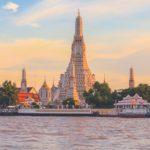 Wat Arun la rasarit